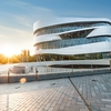 Mercedes-Benz-Museum bei Tag